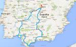 Capítulo 5, sur, 1700km y 21h