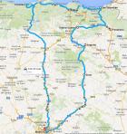 Capítulo 8, Vascongadas, 1300km y 14h