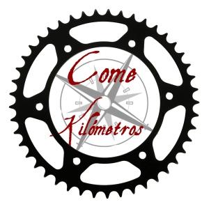 Comekilometros logo