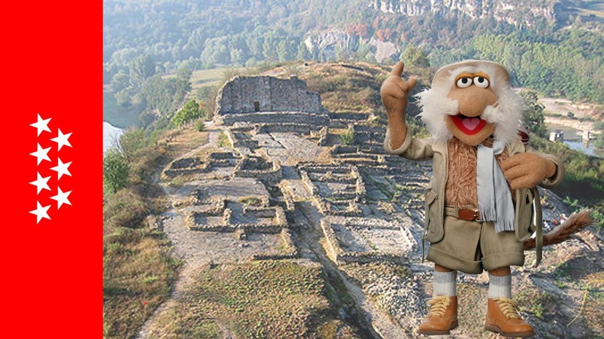 Ruta por el yacimiento arqueológico de Patones