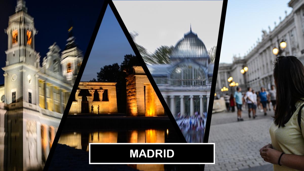 Los mejores sitios de Madrid