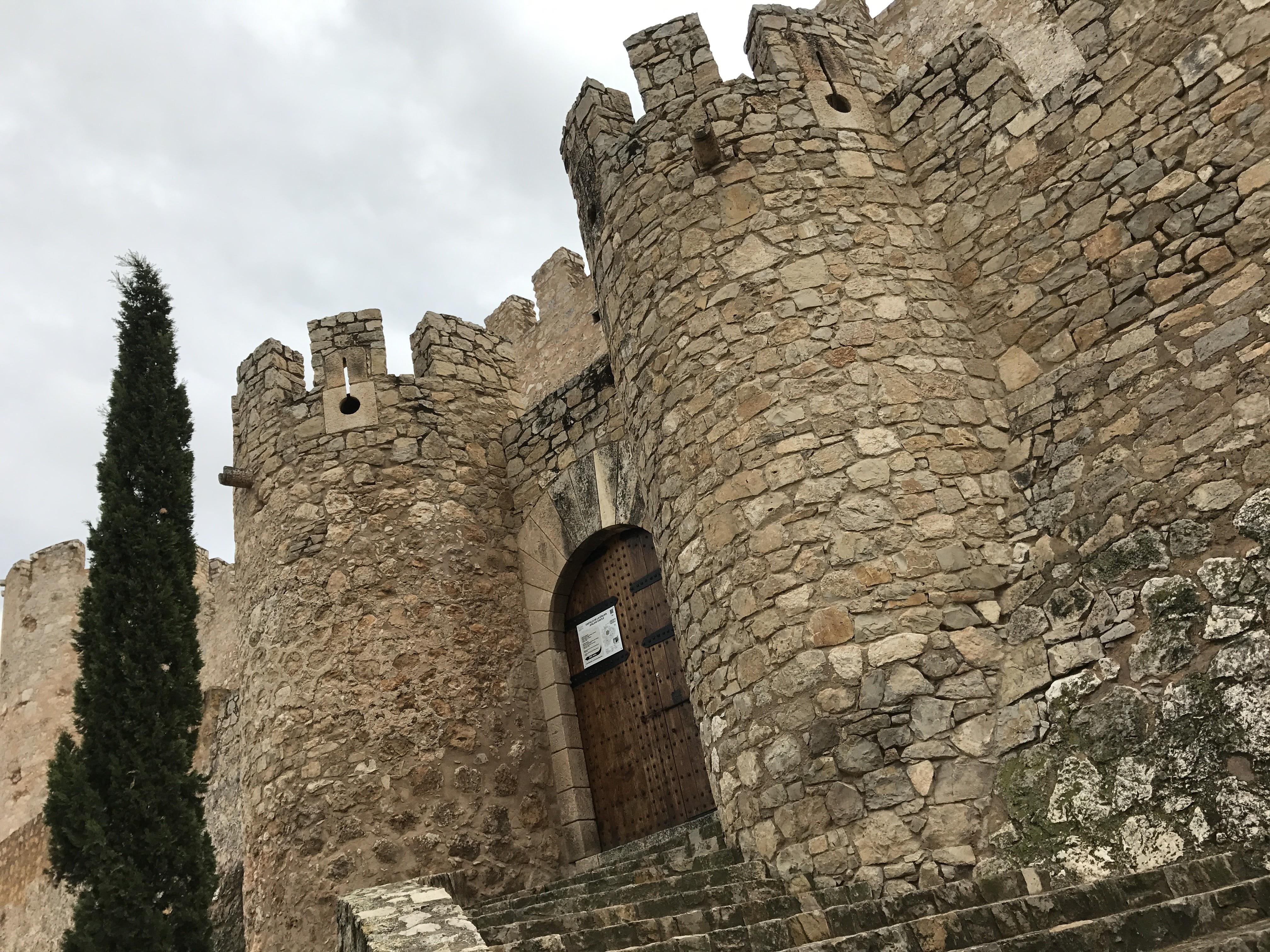 Ruta de los castillos de Alicante (España)